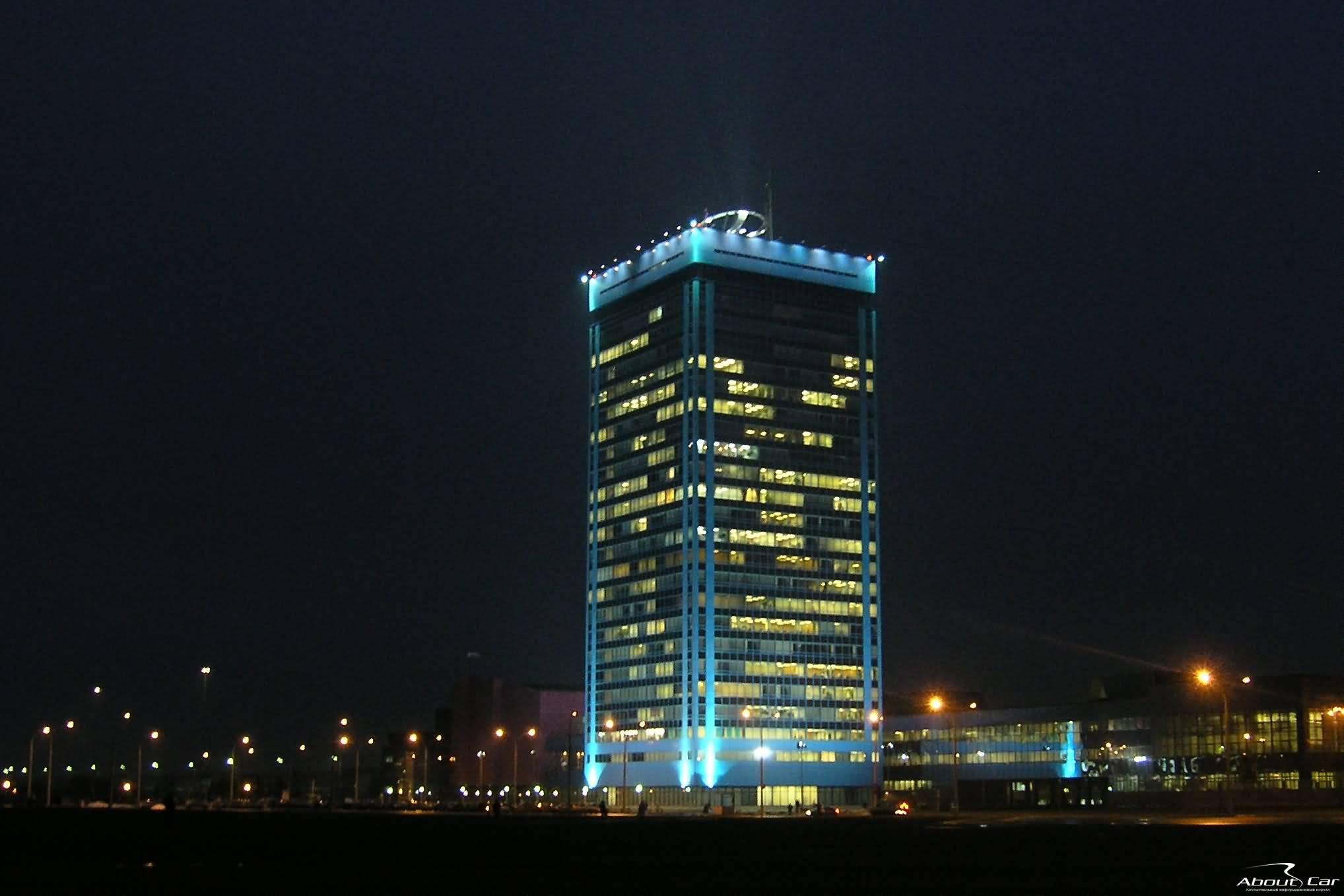 vaz - Административное здание АвтоВАЗ