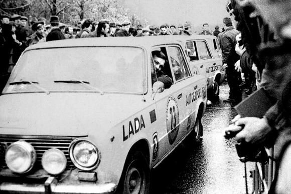 vaz - Международные гонки Тур Европы-71